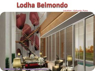 Lodha Belmondo Gahunje - Pune
