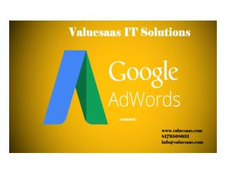 Adwords, Bing PPC Campaign Management Services Hyderabad