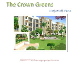 The Crown Greens Hinjewadi - Pune