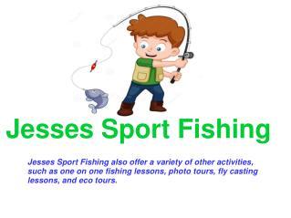 Fishing Guide Victoria