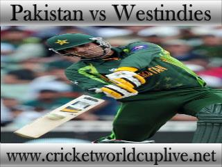 IOS stream cricket ((( Pakistan vs West indies )))