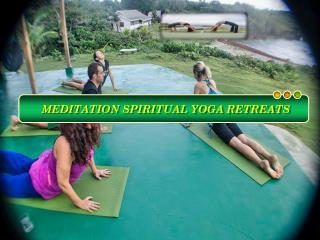 Yoga Retreat Jamaica Vacation Brings Rejoice And Serenity Un