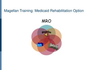 Magellan Training: Medicaid Rehabilitation Option