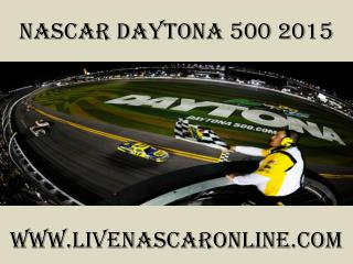watch Nascar Daytona 500 live on computer