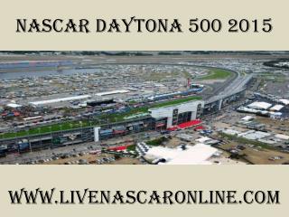stream Nascar Daytona 500 live racing online