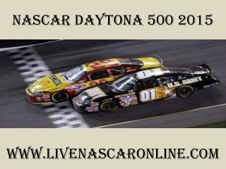 watch nascar Daytona 500 stream online