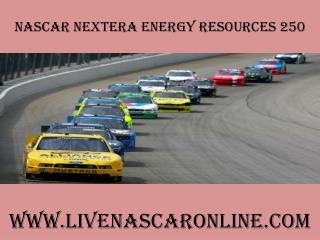 watch live Nascar 2015 NextEra Energy Resources 250 live tel