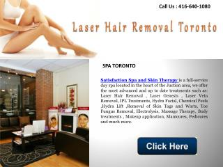 Toronto Laser Hair Removal