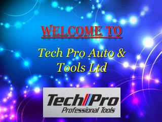 Automotive Mechanic Tools