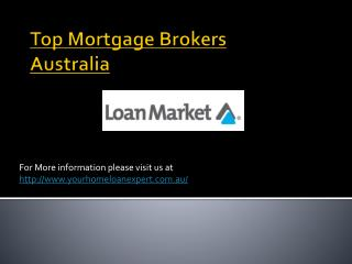 Compare Home Loans in Australia, Free Loan Comparison Tool