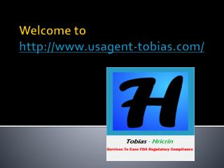 US Agent for FDA, OTC Registration| FDA Company Registration