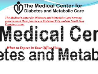 Diabetes, Endocrine and Thyroid Consultant Redwood City, Sou