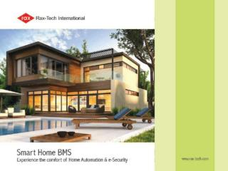 Home Automation and E-Security