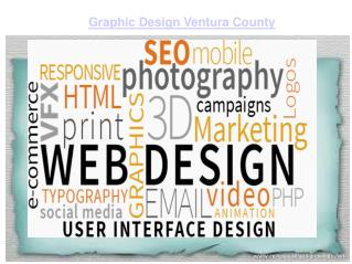 Graphic Design Ventura County