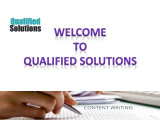Professional Content Writing Services Benefits
