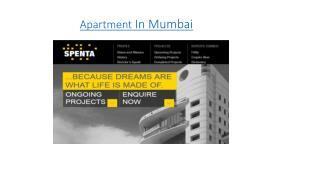 Apartment In Mumbai