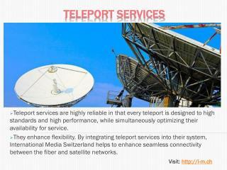 Satellite Uplink