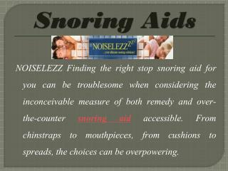 Advanced Techniques of Snoring Treatment in Australia