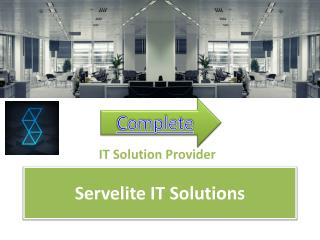 Business IT Support Services Houston | Servelite