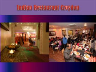 Indian Restaurant Croydon