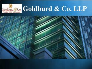 Business Valuation Services in New York