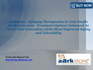 Aarkstore - Epilepsy Therapeutics