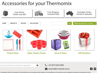Get excellent recipes thermomix australia with tm essentials and cook better food