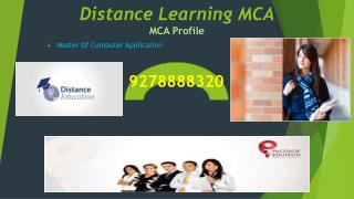 ~~~9278888320@@@~~~~||||Distance Learning Education MCA in N