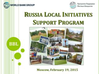 Russia Local Initiatives Support Program