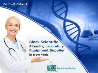 Block Scientific - A Leading Laboratory Equipment Supplier