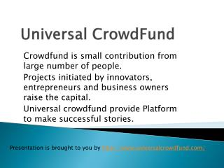 Crowd Funding India