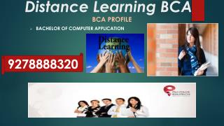 *9278888318*Distance Learning Education BCA in Delhi -NCR