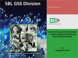 Remote Sensing and GIS Application in  Hydro geological Mapp