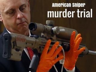 American Sniper murder trial