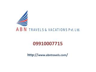 Tour and Travels Company Sector 18 Noida