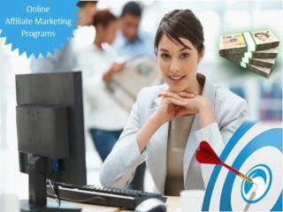 Best Online Affiliate Marketing Programs