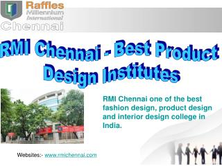 Certified fashion design colleges in Chennai