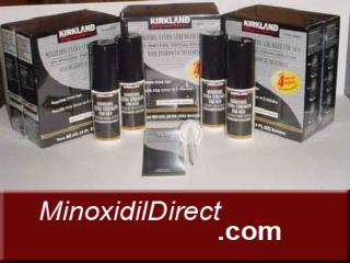 Minoxidil Foam