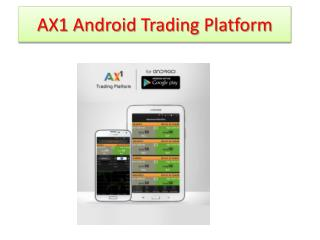 Android Trading Platform