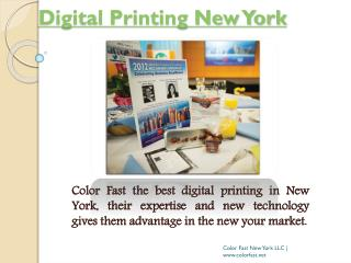 Digital Printing New york