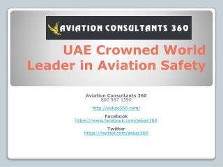 Aviation Management Consulting