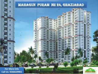 Mahagun Puram NH 24, Ghaziabad