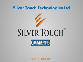 Silver Touch Technologies Pvt Ltd