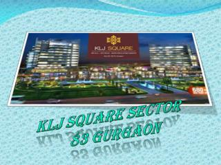 KLJ Square, Sector-83