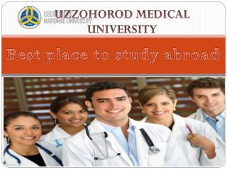 Best medical university in Ukraine