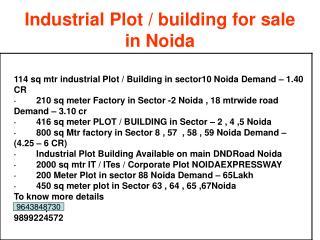 for sale 450 meter plot E block sector 63 noida 9643848730