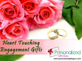 Personalized Engagement Gifts