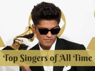 Top Singers of All Time