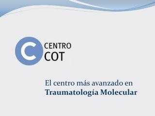 Clínica COT, cirugía de rodilla, cadera y hombro en Sevilla.