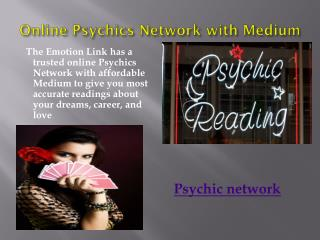 Online Psychics Network | Accurate psychics
